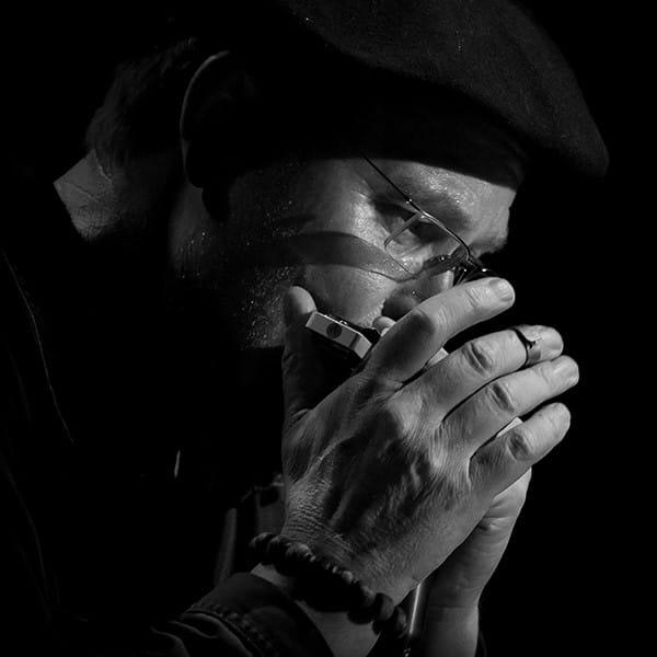 Musiksalonen – Brendan Power