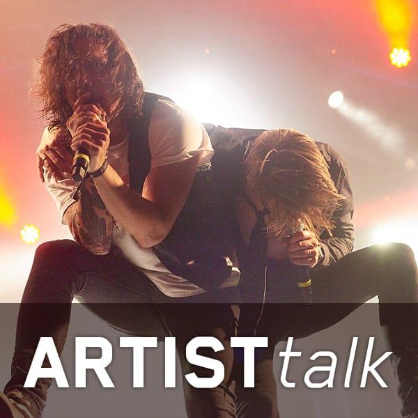 I'll Be Damned – BAEST – Artist Talk
