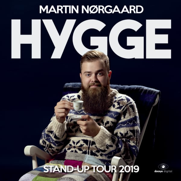 Martin Nørgaard – Hygge Tour