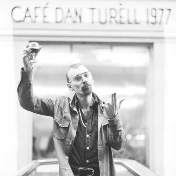 Dan Turélls pladesamling